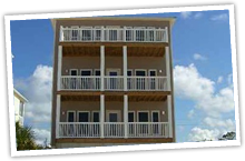 Cape San Blas Beach Front Homes for Sale